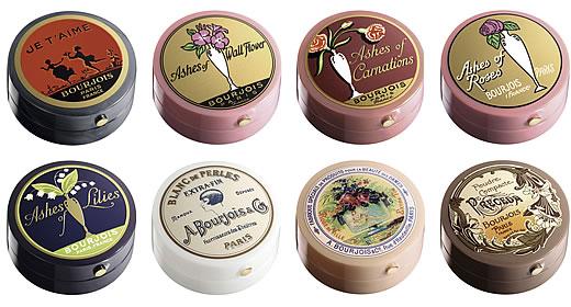 Kolekcja Vintage Bourjois
