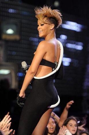 Rihanna w kostiumie Victoria's Secret
