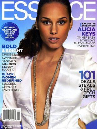 Alicia Keys nie do poznania