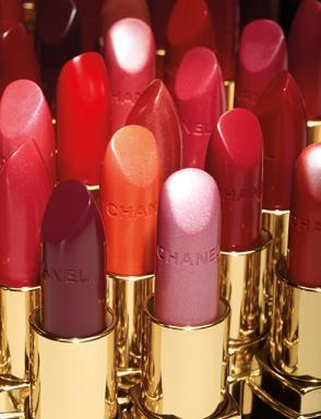 Chanel Coco Rouge - więcej zdjęć