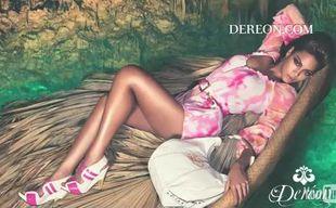 Beyonce na Bermudach