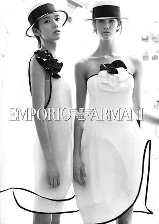 Emporio Armani - Spring Summer 2012!