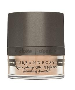 Puder od Urban Decay jak Photoshop