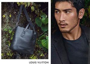 Godfrey Gao dla Louisa Vuittona (FOTO)