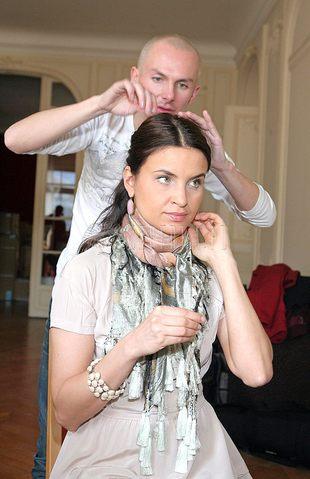 Joanna Horodyńska, moda, fotki, dodatki, torebki, sonda, gwiazdy