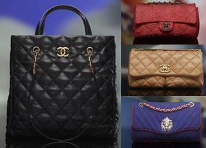 Wiosenne torebki od Chanel (FOTO)
