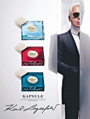 Karl Lagerfeld Kapsule