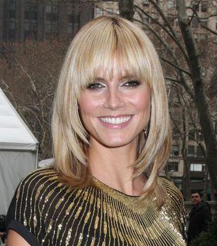 Heidi Klum lansuje dzwony