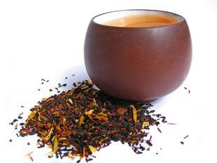 Niezwykła moc czerwonej herbaty