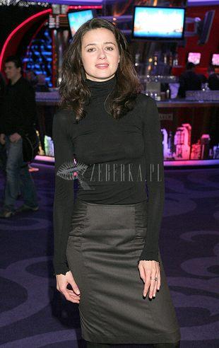 Grochowska na premierze (FOTO)