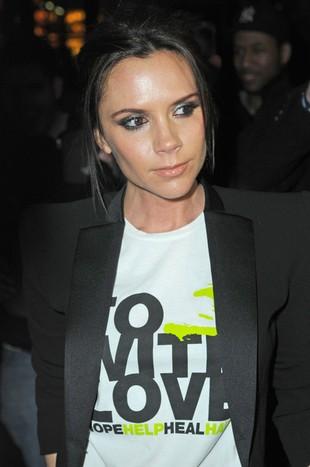 Victoria Beckham pokazała swoją linię okularów