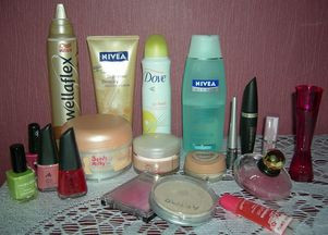 Wasze kosmetyczki: Kasia, 21 lat