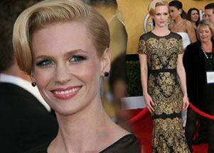 January Jones w projekcie Caroliny Herrery (FOTO)