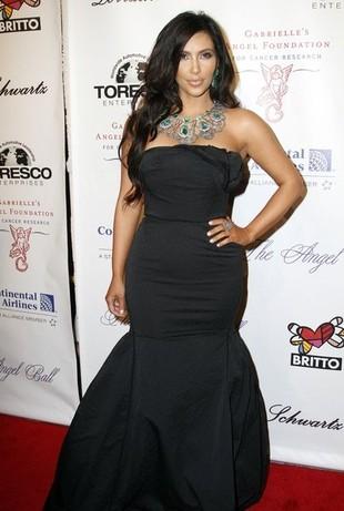 Kim Kardashian w swojej najgorszej kreacji? (FOTO)