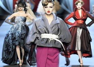 Wiosenna kolekcja Dior Haute Couture