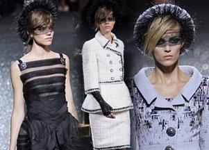 Chanel - jesień/zima 2011/2012