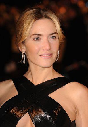 Kate Winslet w sukience Narciso Rodrigueza