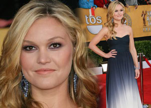 Julia Stiles w sukni Monique Lhuillier (FOTO)