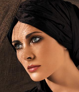 Kosmetyki do arabskiego makijażu