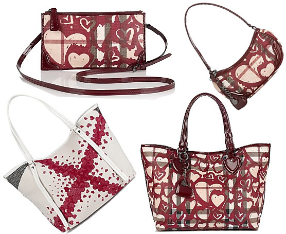 Heart Collection od Burberry