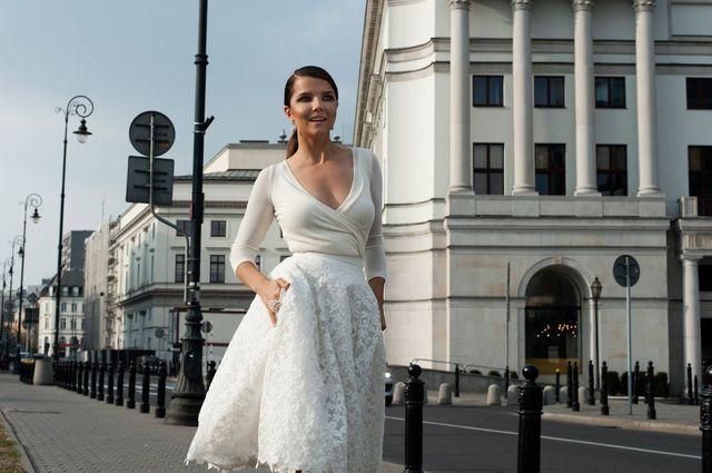 Viola Piekut Suknie ślubne Na Rok 2015 Zdjęcie 28 Zeberkapl