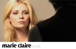 Mischa Barton dla Marie Claire
