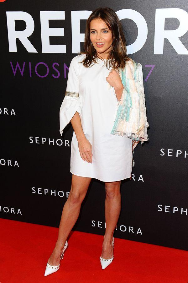 Gwiazdy i celebrytki na Sephora Trend Report - Edyta Herbuś