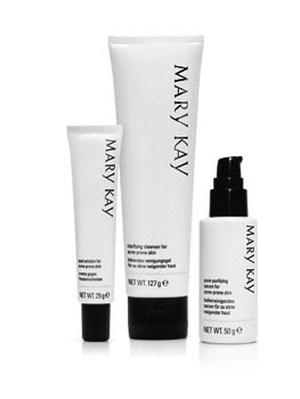 Mary Kay dla skóry z trądzikiem
