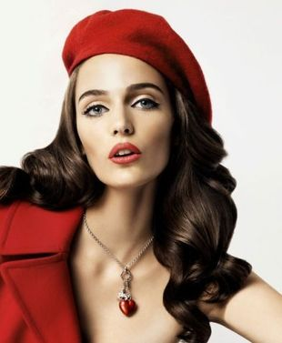 Zuzanna Bijoch twarzą kampanii Louis Vuitton!