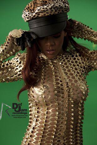 Rihanna jako królowa dance hallu?