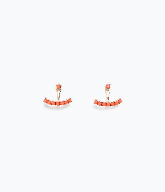 Zara Coral Shades - Żywe, koralowe akcenty w na wiosnę
