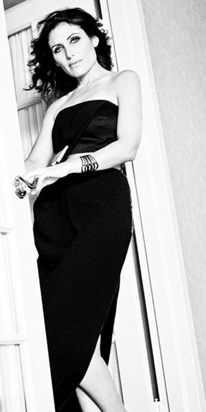 Lisa Edelstein na okładce  H mag