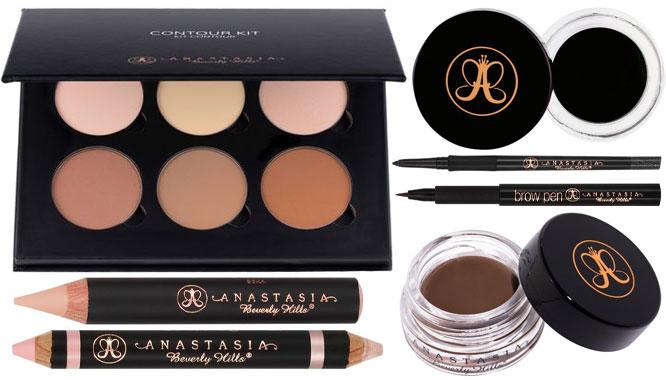 Najpopularniejsze marki kosmetyczne na YouTube - Anastasia Beverly Hills
