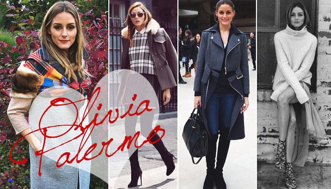 Styl najbardziej znanych blogerek modowych - Olivia Palermo