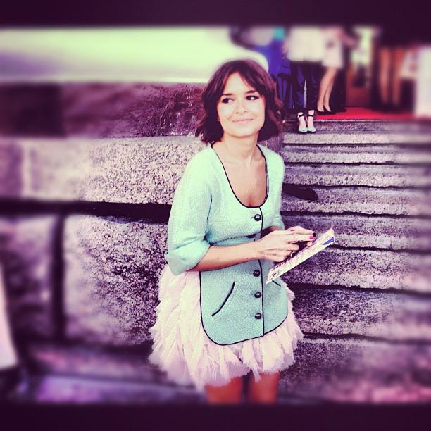 Fotki Miroslawy Dumy na jej instagramowym profilu