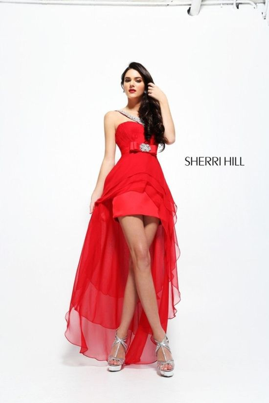 Kendall Jenner ponownie dla Sherri Hill (FOTO)