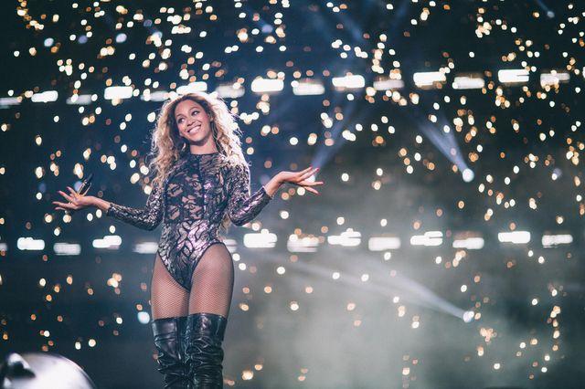 Piękne kostiumy Beyonce z trasy On The Run Tour