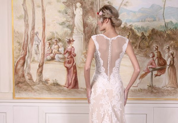 Wiosenna kolekcja sukien ślubnych marki Le Blanc