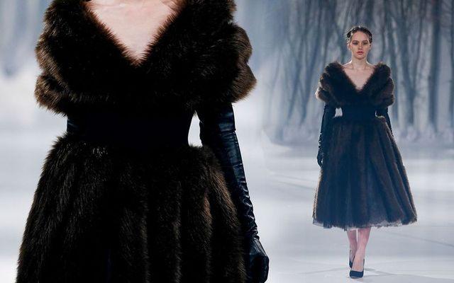 Paolo Sebastian - haute couture - jesień/zima 2016 (FOTO)