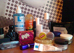 Wasze kosmetyczki: Sylwia, 23 lata