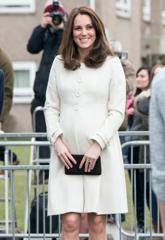 Kate Middleton urodziła trzecie dziecko!