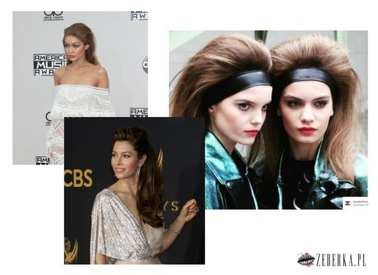 Styliści gwiazd pokazali, jak będą wyglądały najmodniejsze fryzury w 2018 roku!