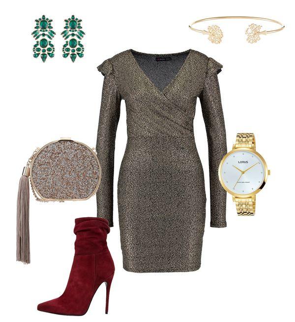 Święta w stylu glamour - zobaczcie stylizacje i zainspirujcie się! (FOTO)