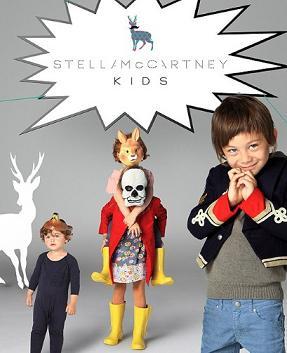 Stella McCartney dla najmłodszych