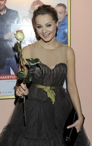 Małgorzata Socha - czy to już Lanvin dla H&M? (FOTO)
