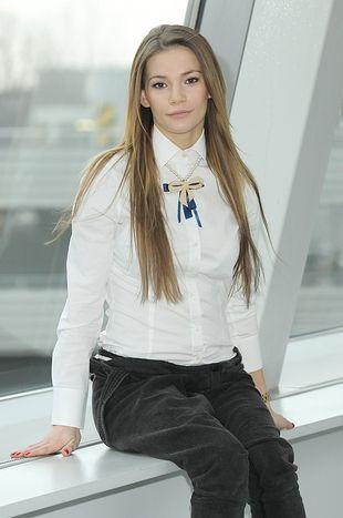 Maja Bohosiewicz polubiła doczepiane włosy