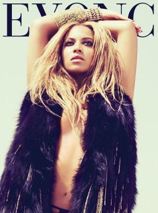 Blond Beyonce na okładce nowej płyty