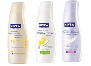 balsam nivea happy time