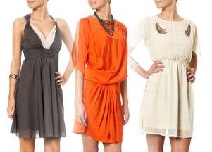 Zwiewne sukienki od Vero Moda