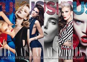 Sześć okładek magazynu Tush (FOTO)